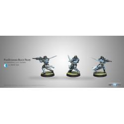 Infinity PanOceanian Black Friars (MULTI Rifle)