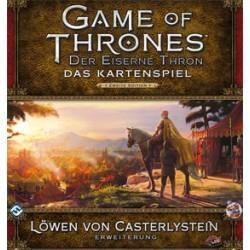 AGoT Game of Thrones Kartenspiel Der Eiserne Thron 2. Ed. Löwen von Casterlystein Erweiterung