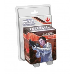 Star Wars Imperial Assault Leia Organa DEUTSCH