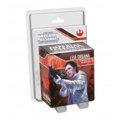 Star Wars Imperial Assault Leia Organa DEUTSCH