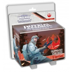Star Wars Imperial Assault Echo Basis Truppen DEUTSCH