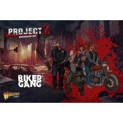 Project Z Motorbike Gang