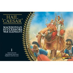 Hail Ceasar Macedonian Successor War Elephant