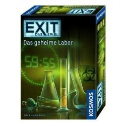 EXIT Das Spiel Das geheime Labor
