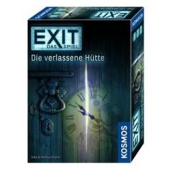 EXIT Das Spiel Die verlassene Hütte