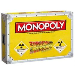 Monopoly Zurück in die Zukunft