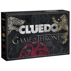 Cluedo Game of Thrones Collectors Edition