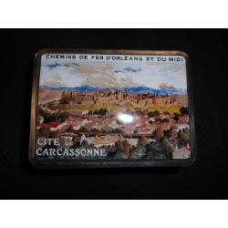 Carcassonne Metallbox mittel