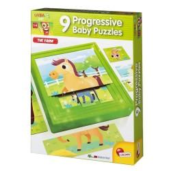 9 Progressive Baby Puzzles