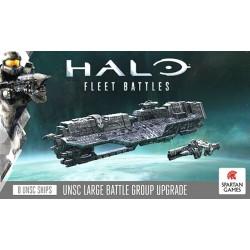 Halo Fleet Battles UNSC Large Battle Group Upgrade
