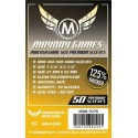 Mayday Games Premium Mini USA Sleeves (50) 41 x 63mm (gelb) -7075