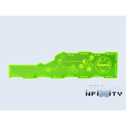 Infinity Range Card CM grün