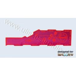 Infinity Range Card CM pink