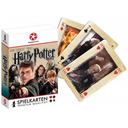 Pokerkarten Harry Potter Playing Cards