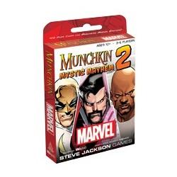 Munchkin Marvel 2 Mystic Mayhem
