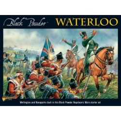 Black Powder Waterloo Starter Box