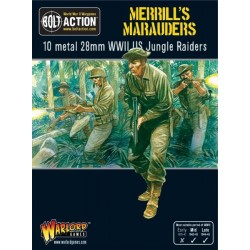 Merrills Marauders Squad