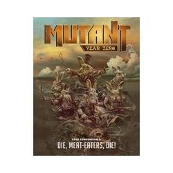 Mutant Year Zero Compendium Die MeatEaters Die