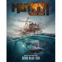 Mutant Year Zero Compendium Dead Blue Sea