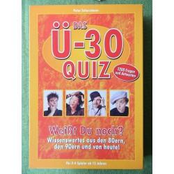 Ü30 Party Quiz