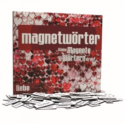 Magnetwoerter Liebe