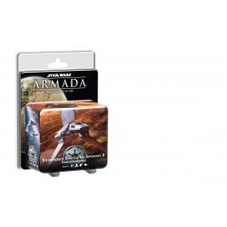 Star Wars Armada Sternenjägerstaffeln des Imperiums 2 Erweiterungspack