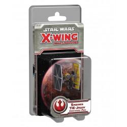 Star Wars X-Wing Sabines TIE-Jäger ErweiterungsPack DEUTSCH