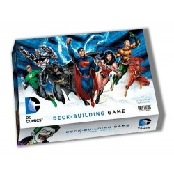 DC Comics Deck-Building Game Eng