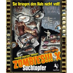 Zombies!!! X: Suchtopfer