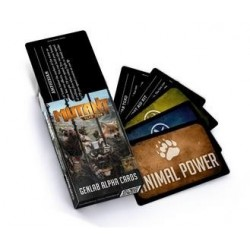 Mutant Year Zero Genlab Alpha Cards