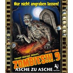 Zombies!!! 9: Asche zu Asche
