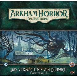 Arkham Horror Das Kartenspiel Das Vermächtnis von Dunwich Erweiterung