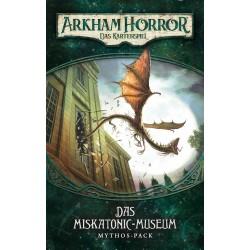 Arkham Horror Das Kartenspiel Das Miskatonic Museum Dunwich Zyklus 1