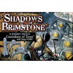 Shadows of Brimstone Custodians of Targa