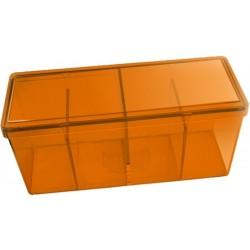 Dragon Shield Gaming Box 4 Compartments (Orange)
