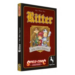 SpieleComic Abenteuer Ritter 1 Wie alles begann (Hardcover)