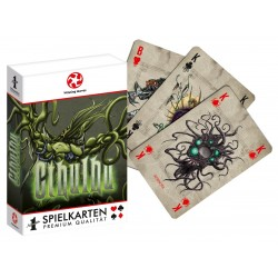 Playing Cards Cthulhu