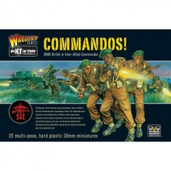Bolt Action British Commandos