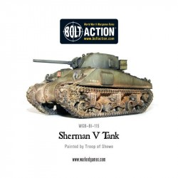 Bolt Action Sherman V