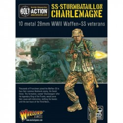 Bolt Action  SS Strumbatallion Charlemagne