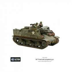 Bolt Action  M7 Priest