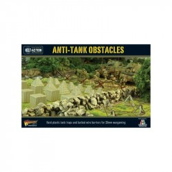 Bolt Action Anti Tank Obstacles