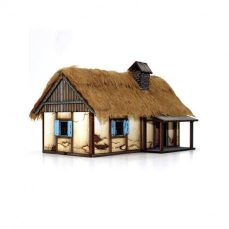 Polish Rural Dwelling