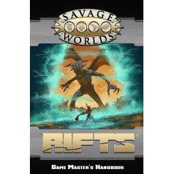Savage Worlds Rifts Game Masters Handbook
