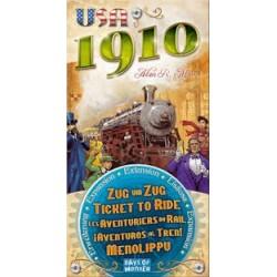 Zug um Zug USA 1910 (Erweiterung)