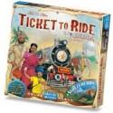 Zug um Zug Spielplansammlung Indien