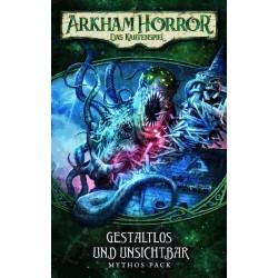 Arkham Horror Das Kartenspiel Gestaltlos und unsichtbar DunwichZyklus 4