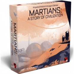 Martians A story of civilization
