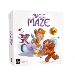 Magic Maze (multilingual)