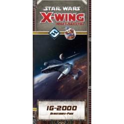 Star Wars X-Wing IG-2000 Erweiterungspack DEUTSCH